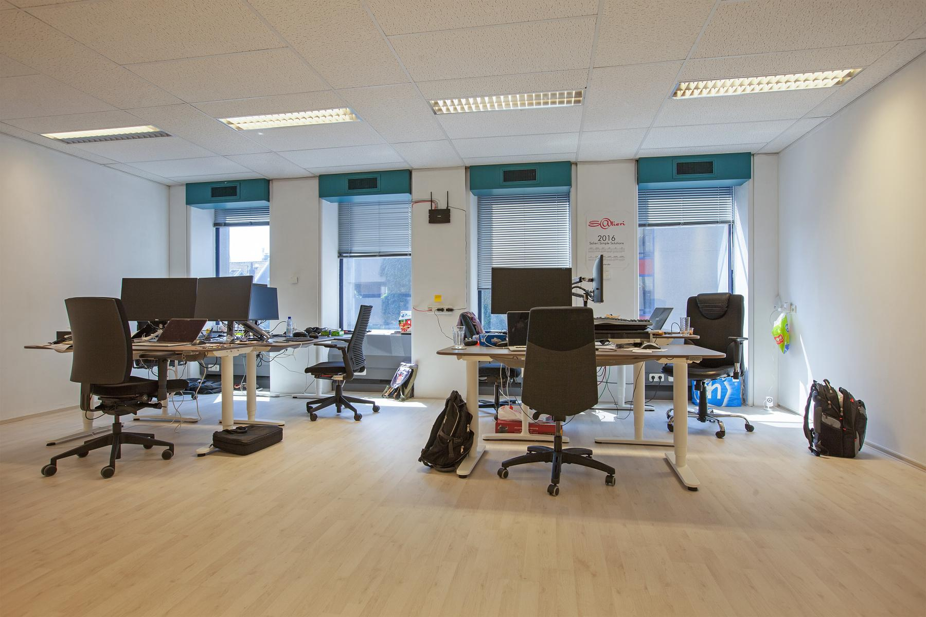kantoorruimte huren in centrum van rotterdam met wifi