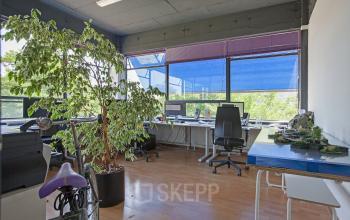 kantoorruimte huren in centrum rotterdam met print service