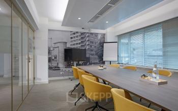 kantoorunits huren aan coolsingel in rotterdam met vergaderruimte