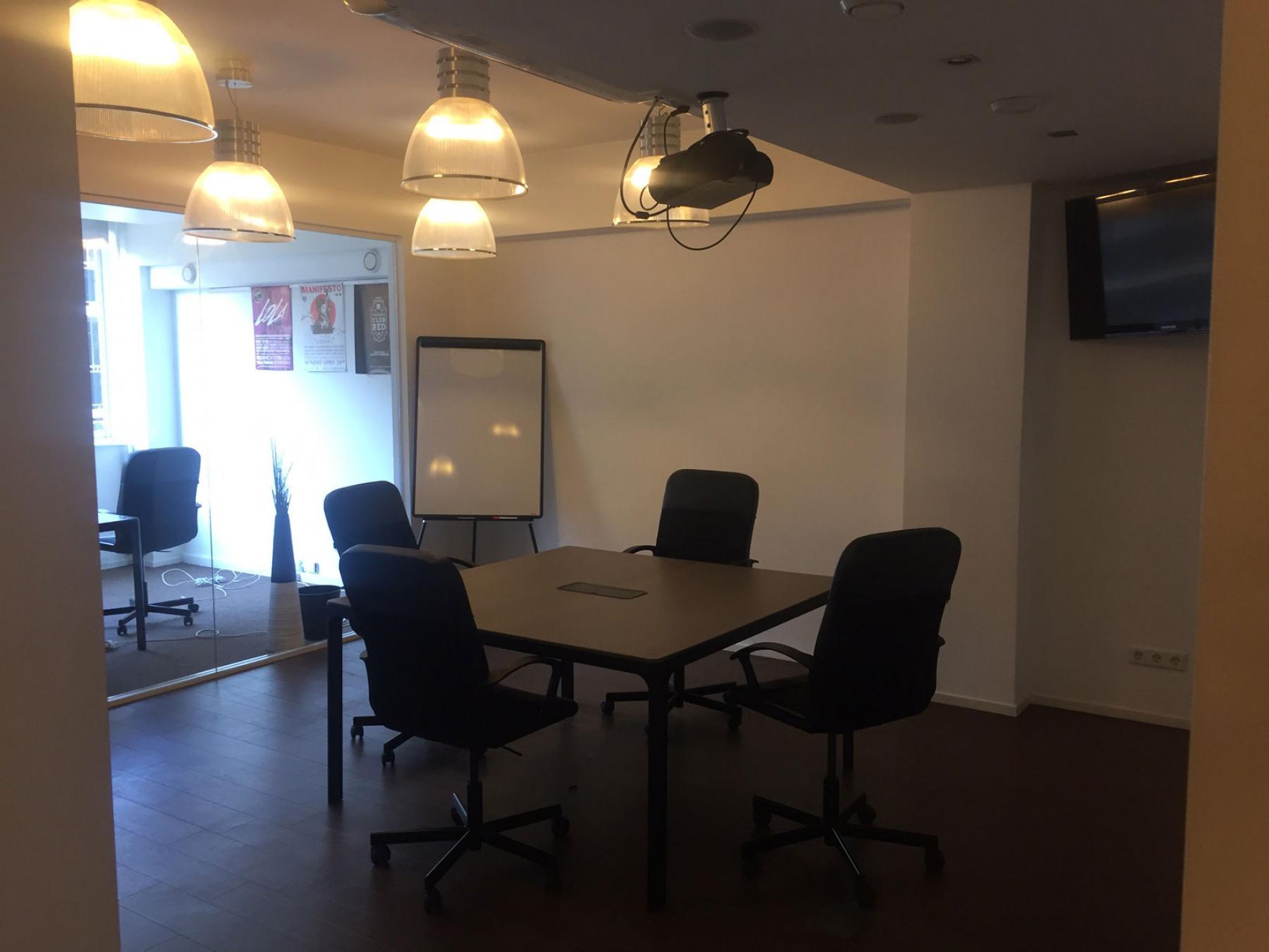 vergaderruimte klein whiteboard Walenburgerweg Rotterdam