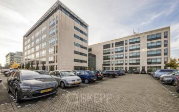 Beechavenue Schiphol parkeerruimte kantoor