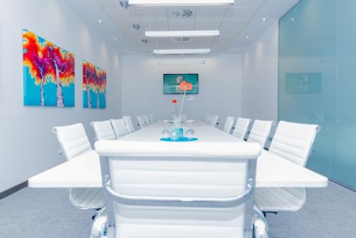 Salas de reuniones en alquiler