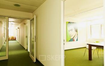 Moderne ausgestattete Büroräume in Starnberg an der Münchner Straße