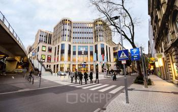 Außenansicht Bürogebäude Stuttgart Gerber