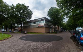 Outside office building Tilburg