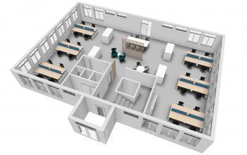 Kantoor te huur Collegestraat 11 11, Turnhout (5)