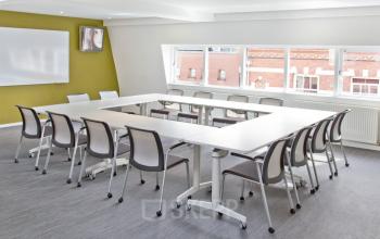 A meetingroom in Utrecht