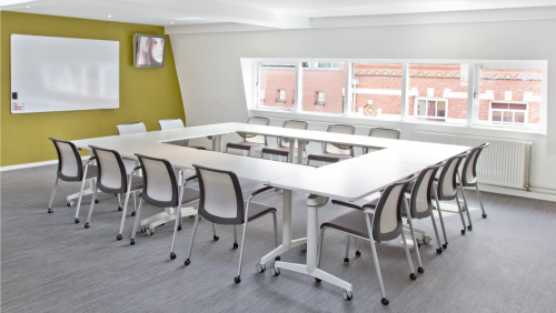 A meetingroom in Utrecht