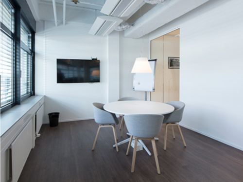 A meetingroom