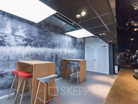 impression look and feel office space amsterdam