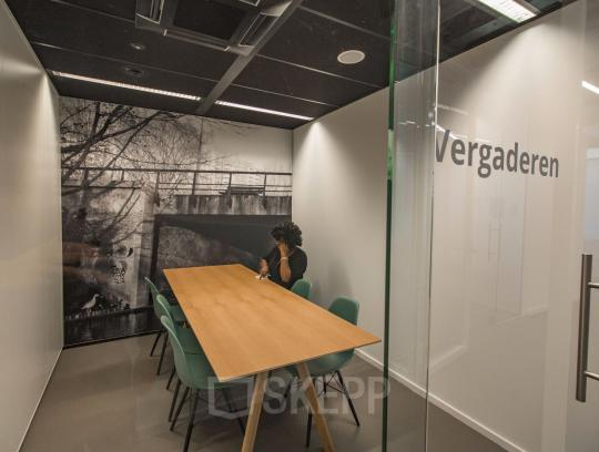 example of meeting room office space amsterdam