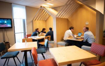 Rent office space Orteliuslaan 850, Utrecht (1)
