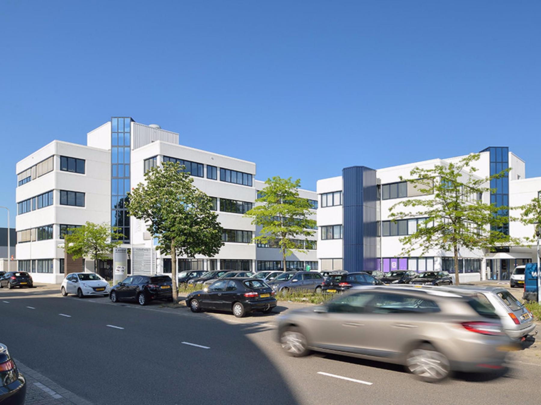 Kantoorpand huren Atoomweg Utrecht kantoorgebouw
