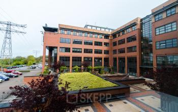 Modern office building Zonnebaan Utrecht