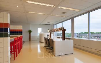 open ruimte te huur kantoorpand Utrecht