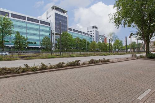 buitenaanzicht kantoorpand Utrecht