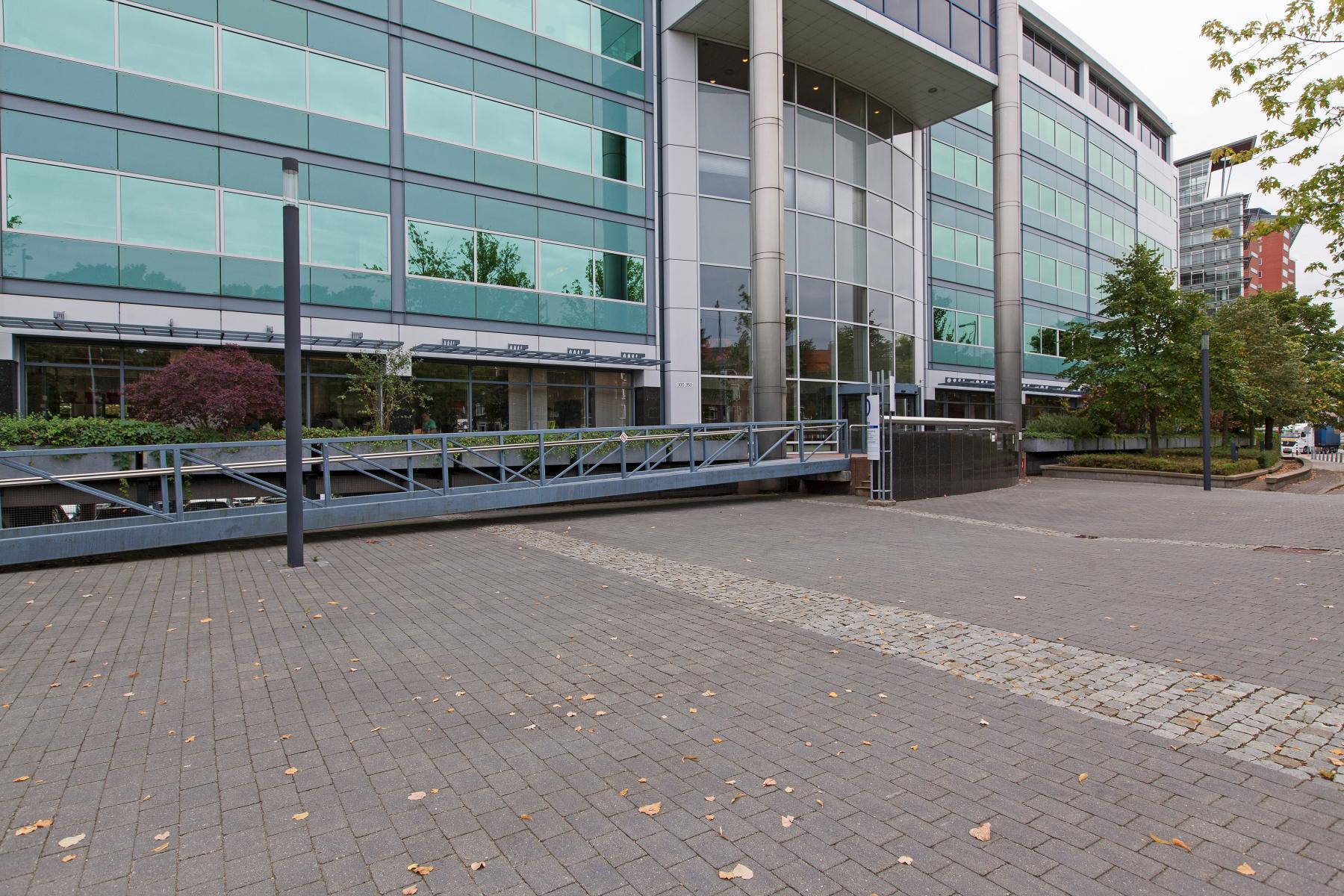 goed bereikbare kantoorruimte huren Graadt van Roggenweg Utrecht