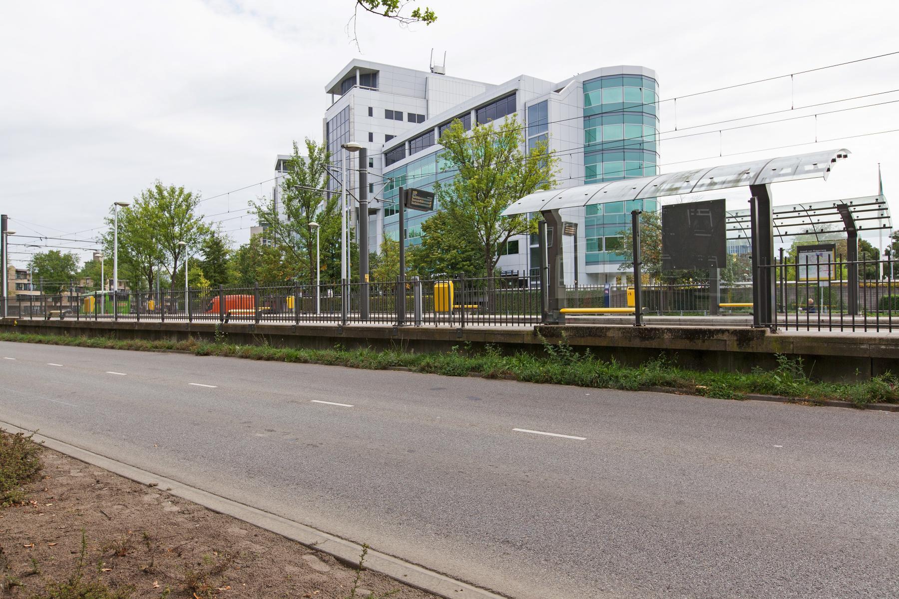 omgeving kantoorpand bij Utrecht Centraal