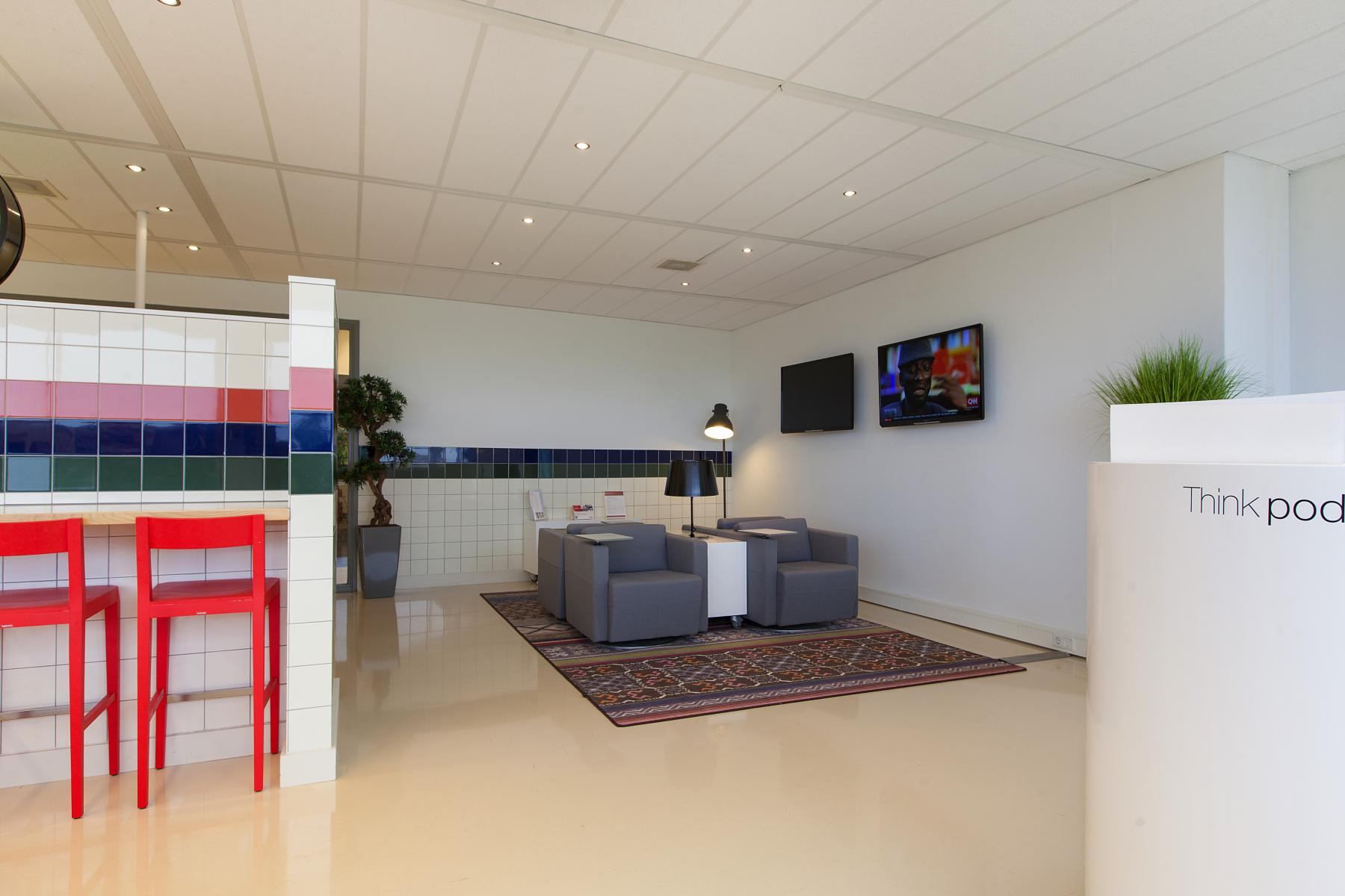 sociaal hart kantoor Utrecht graadt van roggenweg