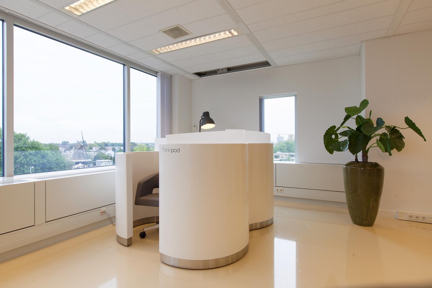 pantry kantoorpand Graadt van Roggenweg Utrecht