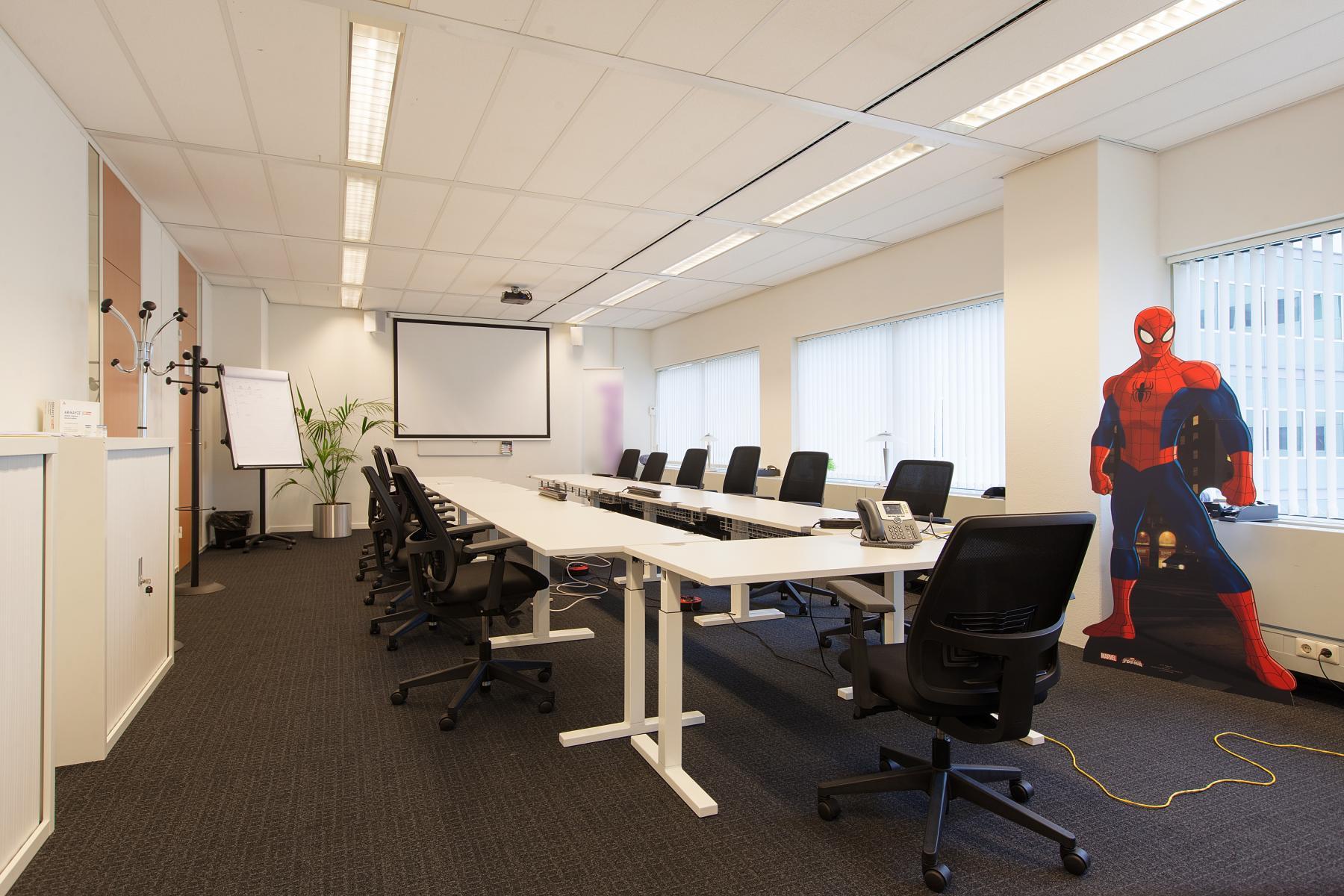 gemeubileerde vergaderruimte huren Graadt van Roggenweg Utrecht