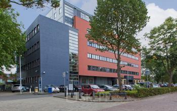 buitenzijde kantoorgebouw Goeman Borgesiuslaan Utrecht