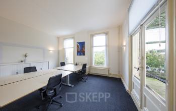gemeubileerde kantoorkamer huren Utrecht