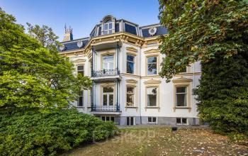 entree kantoorgebouw Utrecht Oorsprongpark