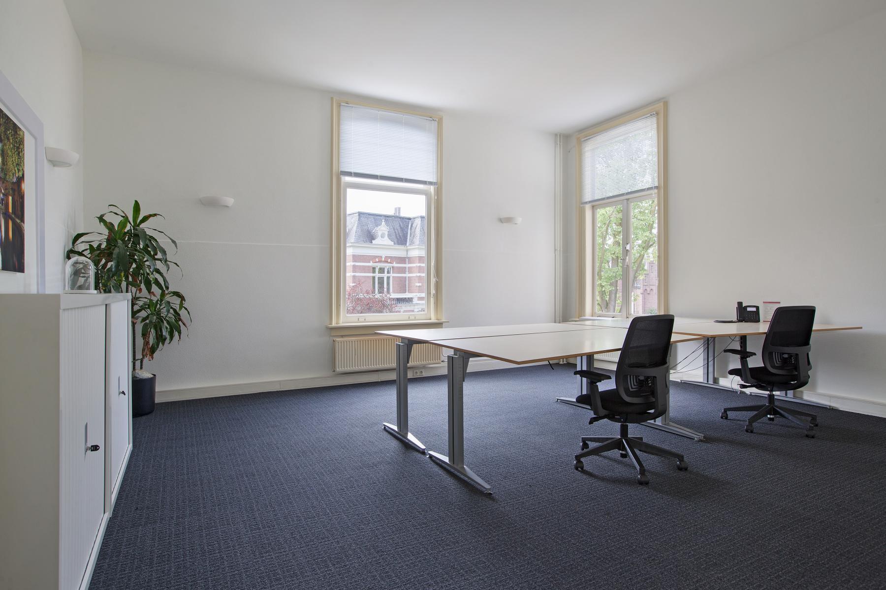 moderne kantoorruimte huren Oorsprongpark Utrecht