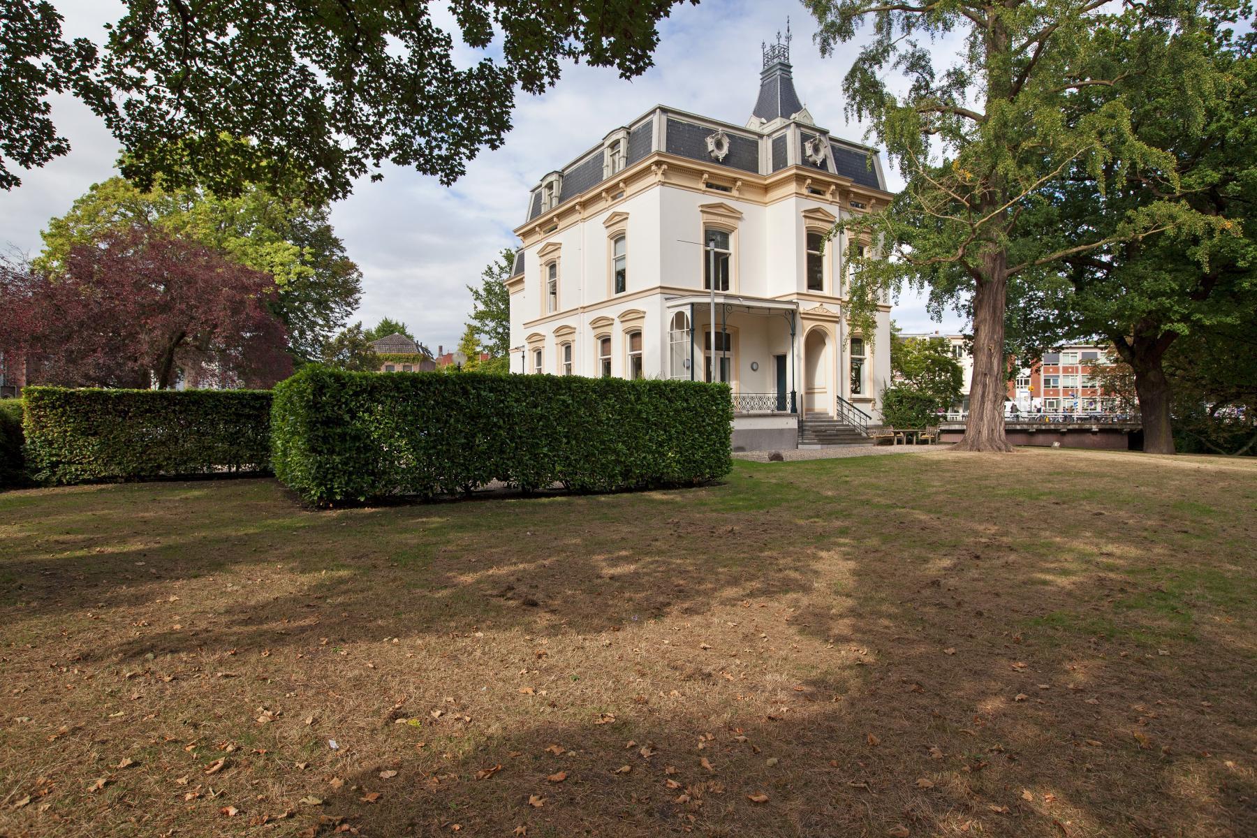 omgeving kantoorpand Utrecht Oorsprongpark huren