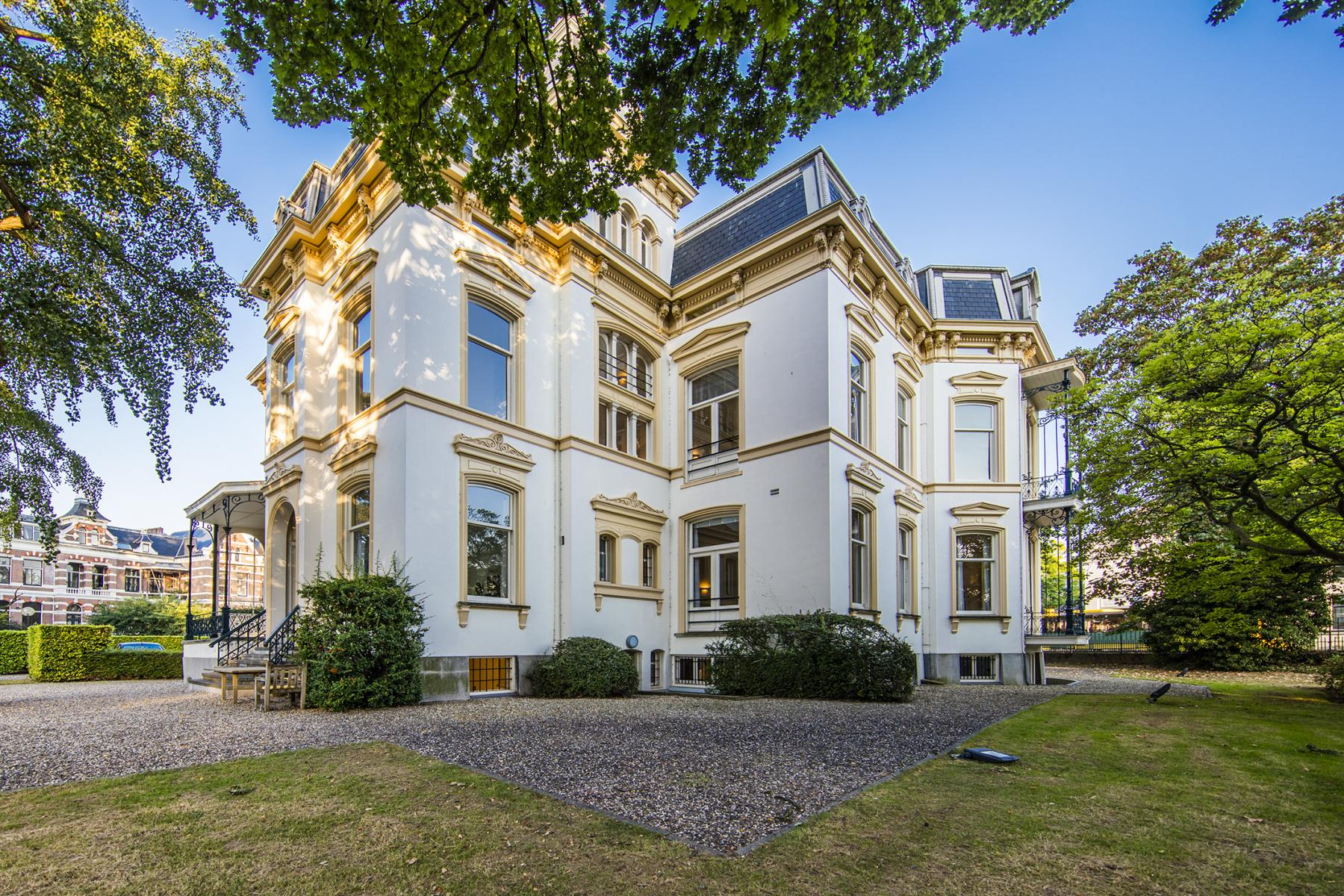 buitenaanzicht kantoorpand Utrecht Oorsprongpark