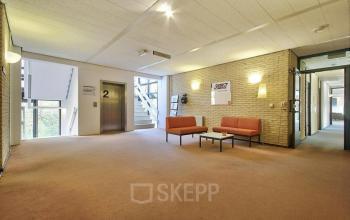Kantoor Utrecht loungeruimte