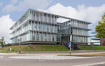 buitenaanzicht kantoorpand Orteliuslaan Utrecht