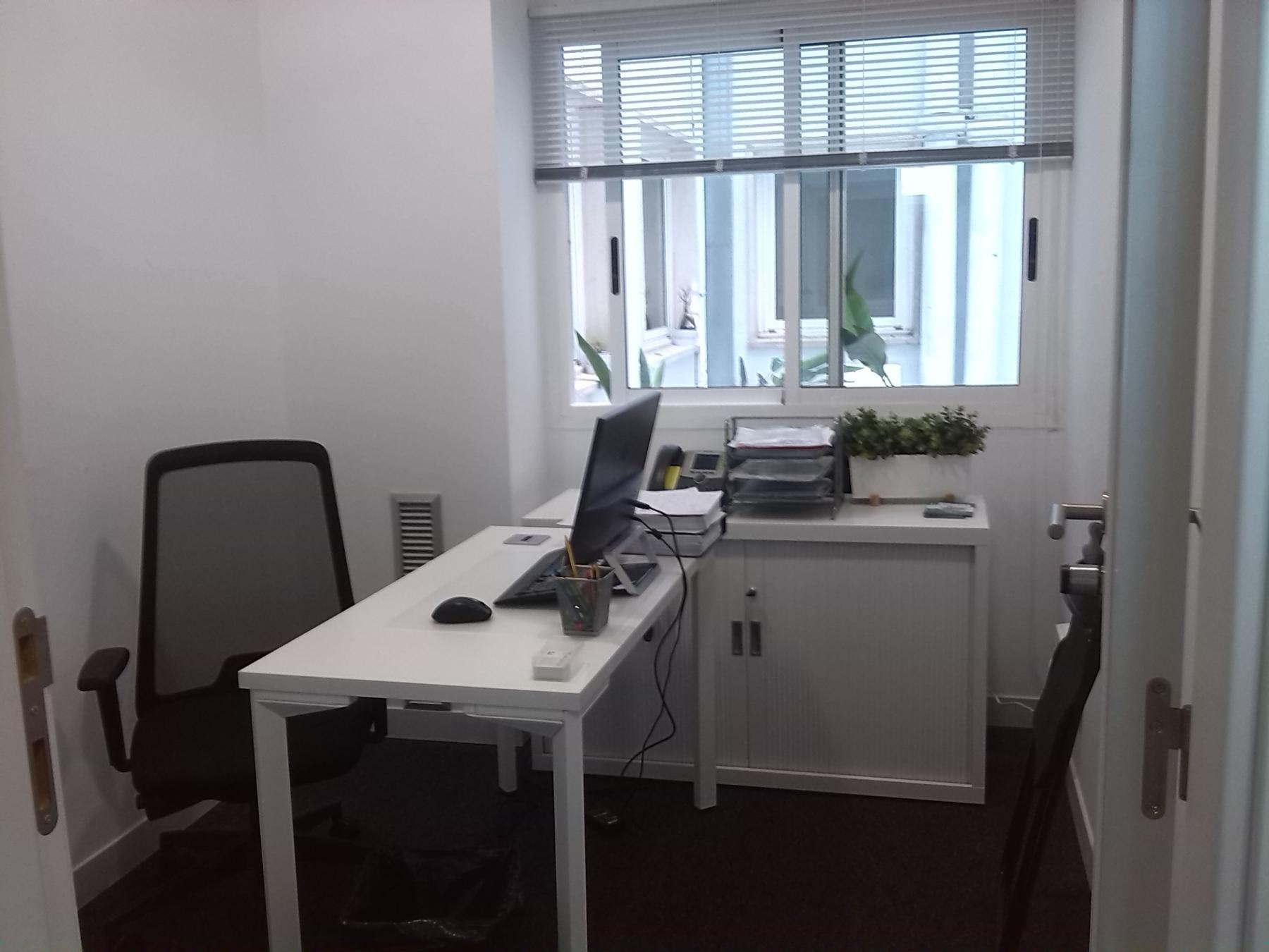 Alquilar oficinas Avenida Cortes Valencianas 58, València (1)