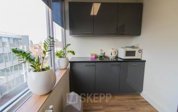 Kitchen units per floor