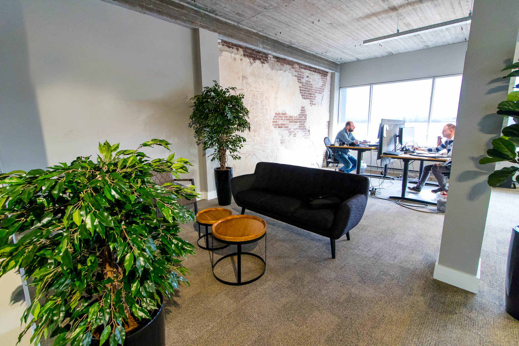 Uniquely designed offices