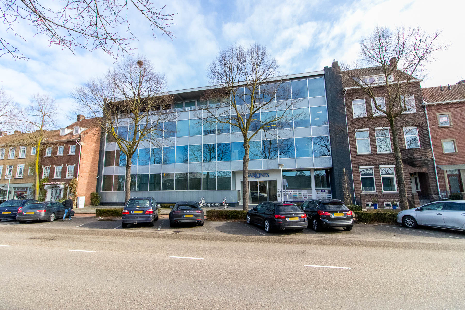 Outside office building Venlo