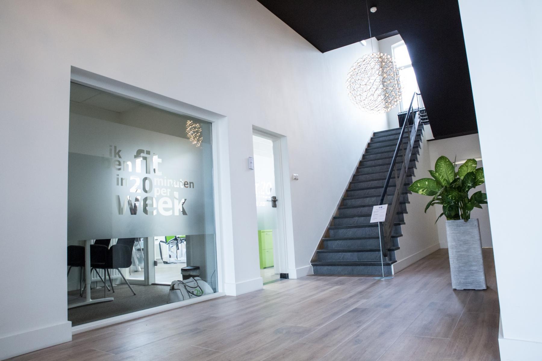 stairs stairway office room meeting room modern