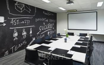 meeting room for 12 people