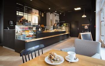 kawiarnia  ulica postępu mokotów warszawa