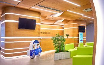 recepcja w biurowcu postępu 15 warszawa