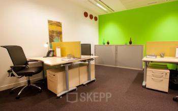biuro do wynajęcia w skylight