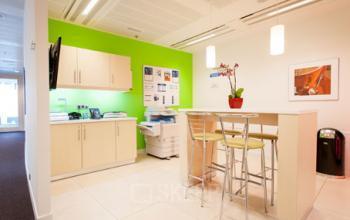 dostępna kuchnia w skylight