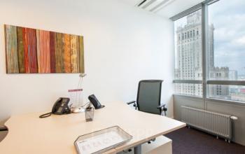 małe biuro do wynajęcia w skylight