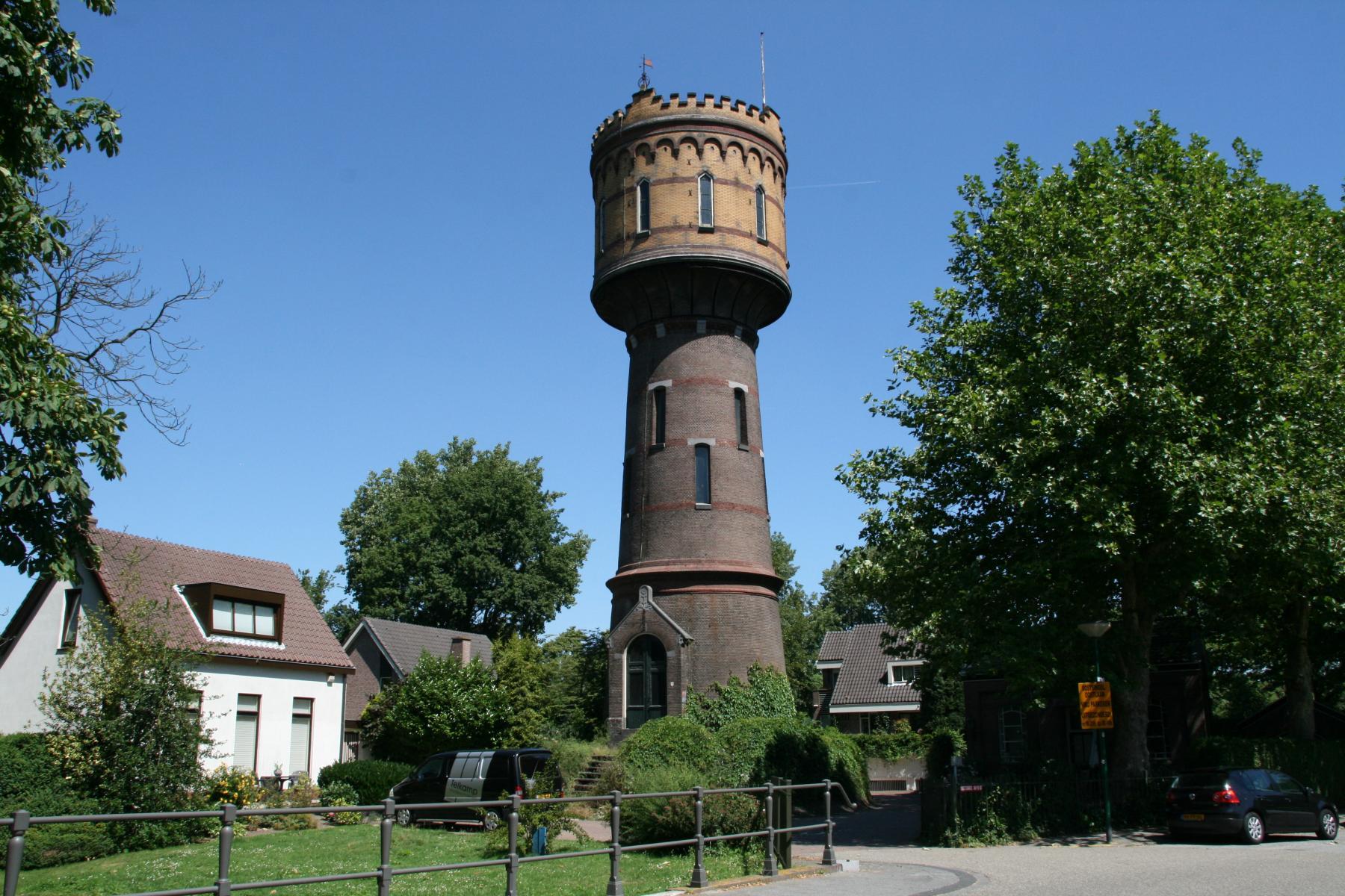 kasteeltoren in woerden
