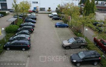 parkeerruimte autos pelmolenlaan woerden