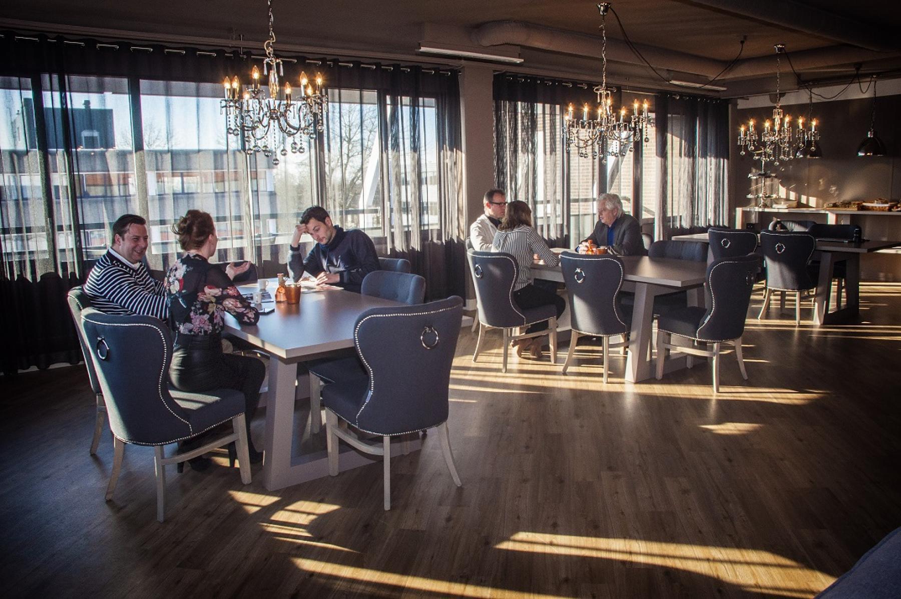 cafe lounge lunch kantoorgebouw woerden SKEPP
