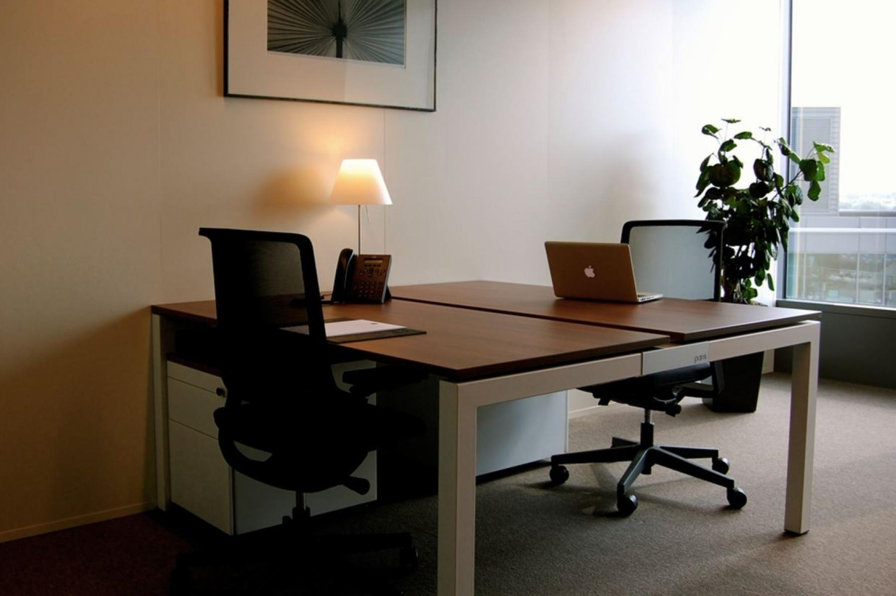overview of the office