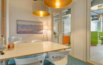 vergaderruimte maximaal tien personen kantoorgebouw zeist flexibel huren
