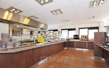 Lunchroom office building zoetermeer